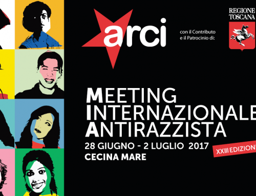 Arci Nazionale – XXIII edizione del Meeting Internazionale Antirazzista