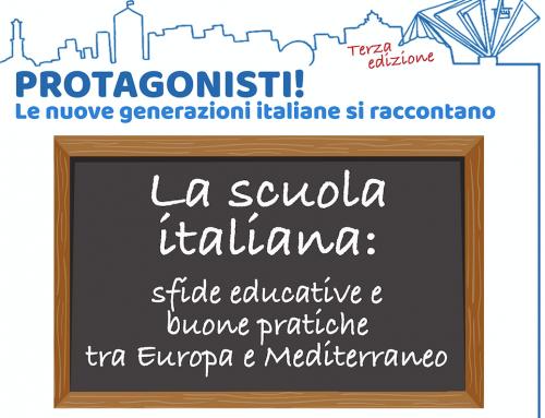 Protagonisti! Le nuove generazioni italiane si raccontano, III edizione
